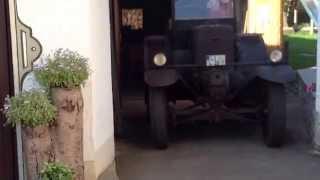 getlinkyoutube.com-35er Eilbulldog Benzinstart Lanz Bulldog