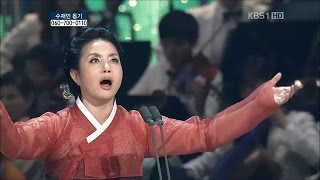 getlinkyoutube.com-백남옥 - 그리운 금강산 (Longing for Mt. Keumgangsan, Korean Lyric Song) KBS 열린음악회 ...♪aaa (HD) [Keumchi - 韓]