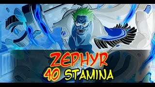 getlinkyoutube.com-Zephyr  Raid Boss! One Piece Treasure Cruise JP 40 Stamina