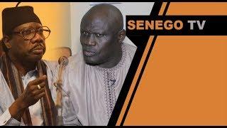 La réaction de Gaston Mbengue aprés la sortie de Sérigne Moustapha sy
