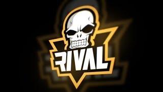 getlinkyoutube.com-Rival Skull Logo - Speedart
