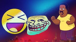getlinkyoutube.com-KID DIES FROM LAUGHTER ( Cleveland Brown Trolling )