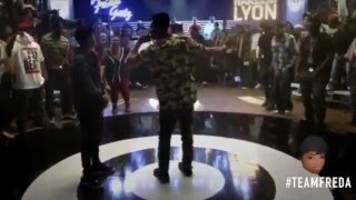 getlinkyoutube.com-Freda Gatz vs Hakeem Lyon (Empire)HD