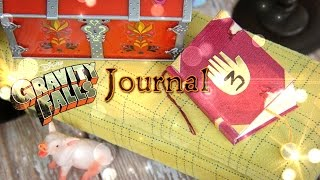 getlinkyoutube.com-DIY - How to Make: DISNEY GRAVITY FALLS Journal 3 - Handmade - Doll - Crafts