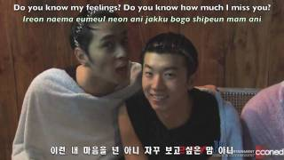 [Eng/Rom] 2PM- I Will Give You My Life (목 숨을 건다)