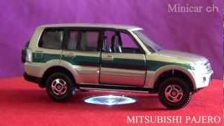getlinkyoutube.com-TOMICA No.85 MITSUBISHI  PAJERO