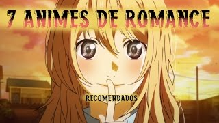 getlinkyoutube.com-7 animes de romance y comedia