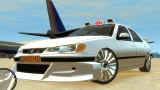 getlinkyoutube.com-Taxi 3 on gta 4