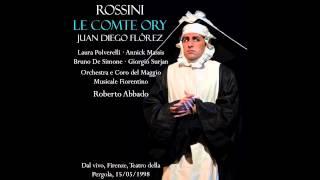 Rossini: Le Comte Ory - Florez, Massis, De Simone, Abbado (Firenze 1998)