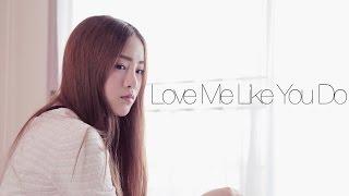 getlinkyoutube.com-Love Me Like You Do | Cover | BILLbilly01 ft. Jasmine