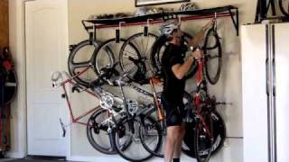 getlinkyoutube.com-VeloGrip - Bicycle Racks