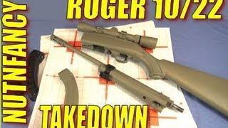 "getlinkyoutube.com-""Ruger 10/22 Takedown"" by Nutnfancy"
