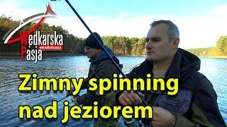 getlinkyoutube.com-Zimny spinning nad jeziorem | odc.108 | wędkarstwo | łowienie okoni szczupaków