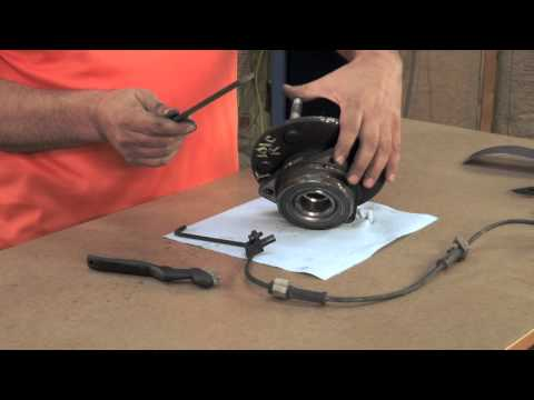 Tricks of the Trade: Effect of Corrosion on ABS Sensors