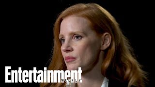 Jessica Chastain Explains Why 'Woman Walks Ahead' Is More Timely Than Ever | Entertainment Weekly