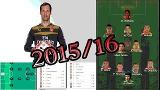 getlinkyoutube.com-FIFA Online 3 - แผนอาร์เซน่อล 2015/16 By Zeed พามั่ว