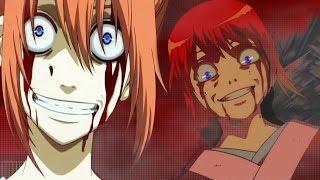 getlinkyoutube.com-Gintama (Kagura vs Abuto) ~ AMV ~ The Madness In Me