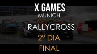 X Games Munich 2013 Global Rally Cross Championship GRC Final Race - 30/06/2013