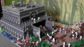 Lego Star Wars Clone Base on Endor (3rd place in Legoboy12345678's Contest)