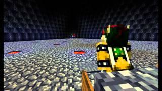 getlinkyoutube.com-Minecraft Mario | Saving Peach