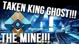 getlinkyoutube.com-Destiny - New TTK Ghost! Early Access to TTK Area! (The Mine)