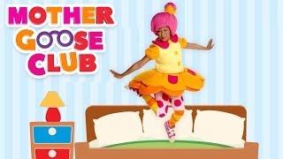 getlinkyoutube.com-Five Little Monkeys - Mother Goose Club Songs for Children