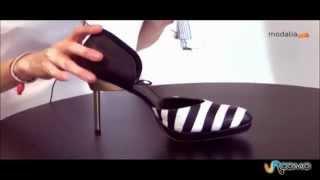 getlinkyoutube.com-Cómo pintar los zapatos