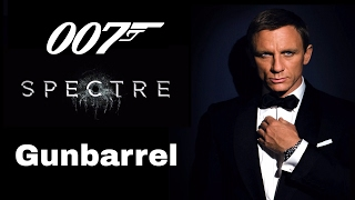 getlinkyoutube.com-James Bond 007 Spectre Gunbarrel (HD)