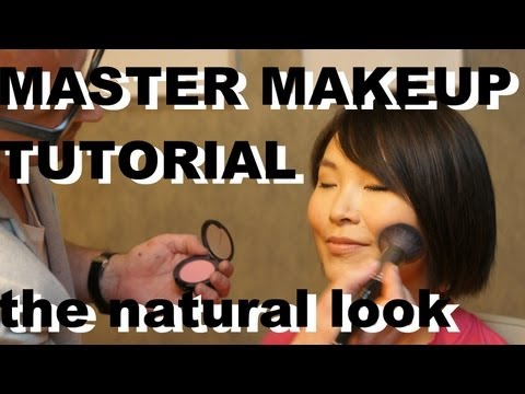 Cecylia.com x Master Makeup - Natural Makeup Tutorial