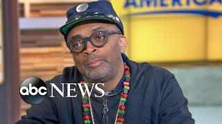 getlinkyoutube.com-Spike Lee on Oscars Outrage: 'I'm Going to the Knicks Game'