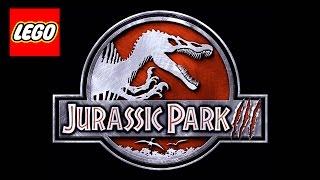 getlinkyoutube.com-LEGO Jurassic World Pelicula Completa Jurassic Park lll