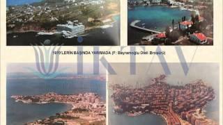 Bayramoğlu Yarımadası tarihi slaytı