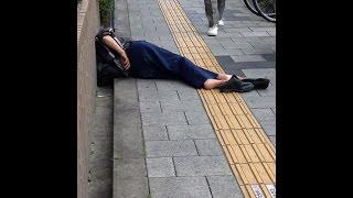 日本のスラム街に潜入!大阪西成あいりん地区