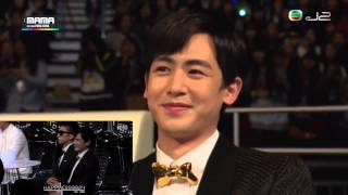 getlinkyoutube.com-[HD] KhunFany Moment (+Khun Fancam) in MAMA 2014