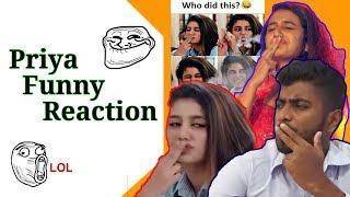 Oru Adaar Love   Official Teaser  Best Funny Reaction ft Priya Prakash Varrier, KOMA   Funny Video