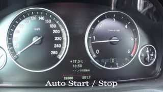getlinkyoutube.com-2012 BMW X3 xDrive20d Fuel Consumption Test