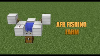 Minecraft fish farm