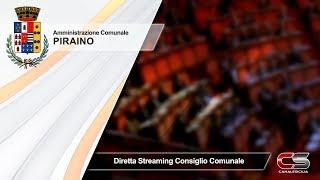 Piraino – 20.06.2018 diretta streaming Consiglio Comunale - www.canalesicilia.it