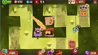 getlinkyoutube.com-king of thieves-- mis defensas!