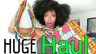 getlinkyoutube.com-Huge Accessory Haul featuring HAWAS BOUTIQUE!