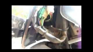getlinkyoutube.com-Menyalakan Motor tanpa Kunci (Supra Fit 2004)