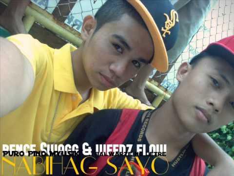 nabihag sayo  preaty boy tagalog version m2m  by: Rence.swagg & weedz flow Puro pino , B.n.L