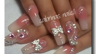 getlinkyoutube.com-♥♥uñas esculturales en tono natural♥♥