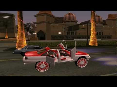Str804 FIRST GTA SA DONK ('92 BUBBLE CAPRICE) [HD]