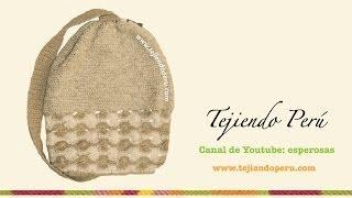getlinkyoutube.com-Mochila tejida en crochet