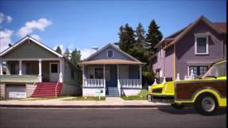 getlinkyoutube.com-Cartoon Network - The Powerpuff Girls TEASER - Gumball Trampoline