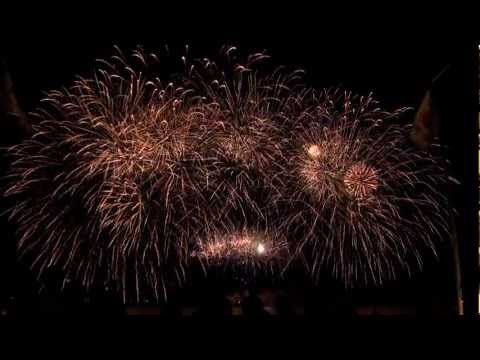 (HD) Canada - 3rd Philippine International Pyromusical Competition 2012