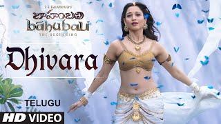 getlinkyoutube.com-Dhivara Video Song || Baahubali (Telugu) || Prabhas, Rana, Anushka, Tamannaah || Bahubali Songs