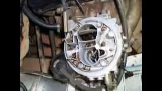 getlinkyoutube.com-LIMPEZA DE CARBURADOR SEM DESMONTAR HOW TO CLEAN THE CARB CAR