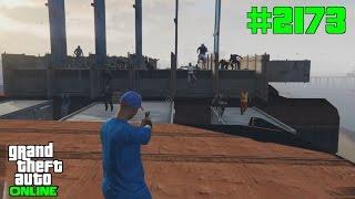 GTA 5 ONLINE Yankees Castle #2173 Let`s Play GTA V Online PS4 2K